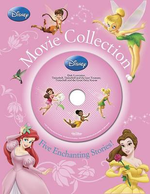 Disney Movie Collection for Girls (Paperback)