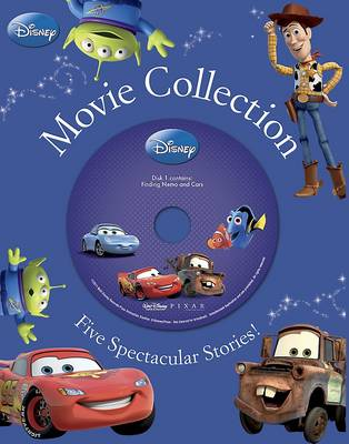 Disney Movie Collection for Boys (Paperback)