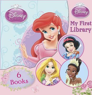 Disney Princess Large Library (Paperback)