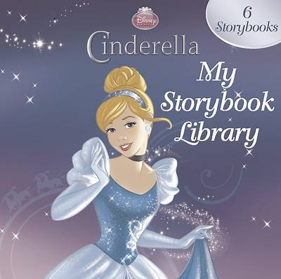 Disney Cinderella My Storybook Library: With a Cinderella figurine!
