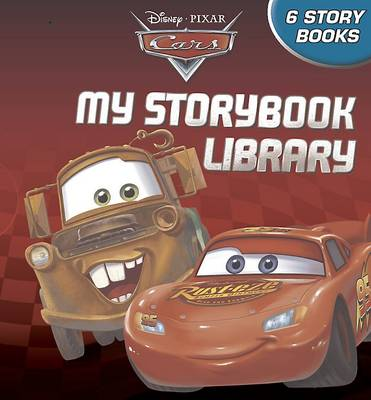 Disney Pixar Cars My Storybook Library: with Lightning toy!