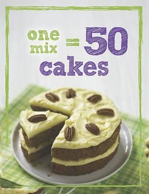 1 Mix, 50 Cakes (Hardback)