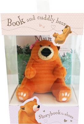 I Love You Mummy - Book and Soft Toy (Paperback)
