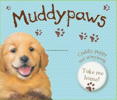 Muddypaws: Book and Soft Toy (Paperback)