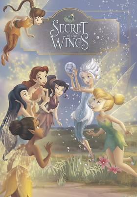 Disney Tinker Bell and the Secret of the Wings - Classic Storybook (Hardback)