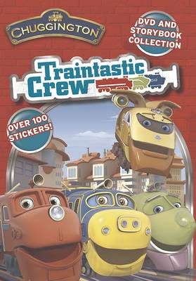 Chuggington Storybook Slipcase: Traintastic Crew (Hardback)