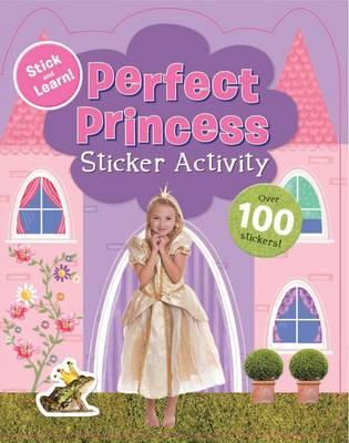 Sticker Activity Books - Perfect Princess (Paperback)