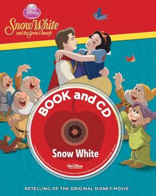 Disney Padded Storybook and CD