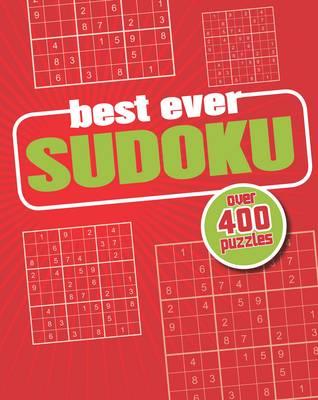 Best Ever Sudoku (Spiral bound)