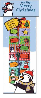 Carry-along Board Book Box: My First Merry Christmas (Board book)
