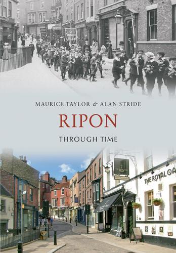 Ripon Through Time - Through Time (Paperback)