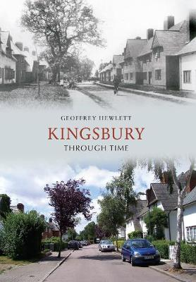 Kingsbury Through Time - Through Time (Paperback)