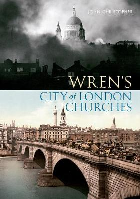 Wren's City of London Churches (Paperback)