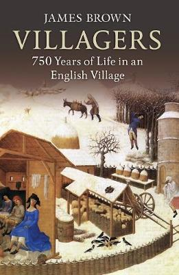 Villagers: 750 Years of Life in an English Village (Paperback)