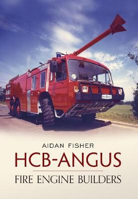 HCB Angus Fire Engine Builders (Paperback)