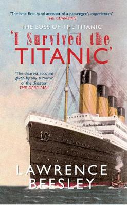 The Loss of the Titanic: I Survived the Titanic (Paperback)