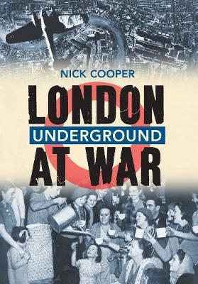 London Underground at War (Paperback)