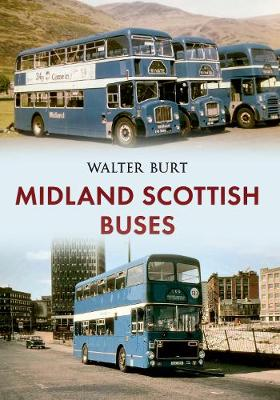 Midland Scottish Buses (Paperback)