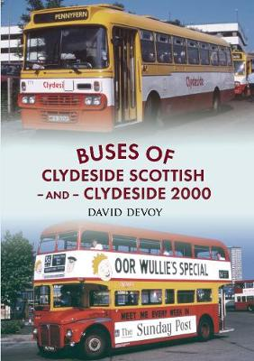 Buses of Clydeside Scottish and Clydeside 2000 (Paperback)