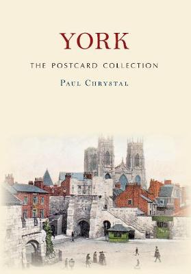 York The Postcard Collection - The Postcard Collection (Paperback)