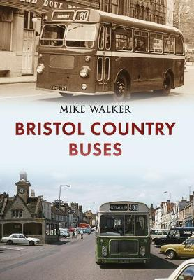 Bristol Country Buses (Paperback)