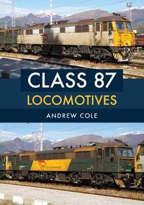 Class 87 Locomotives - Class Locomotives (Paperback)