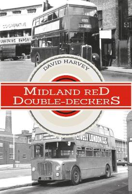 Midland Red Double-Deckers (Paperback)