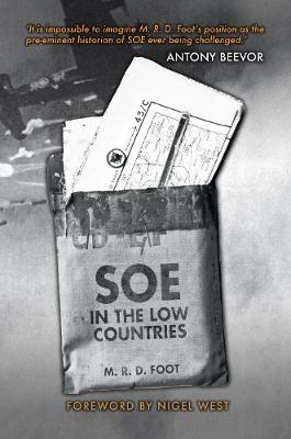 SOE in the Low Countries (Paperback)