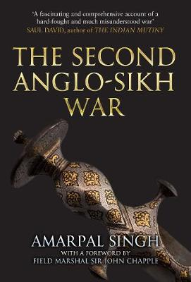 The Second Anglo-Sikh War (Paperback)