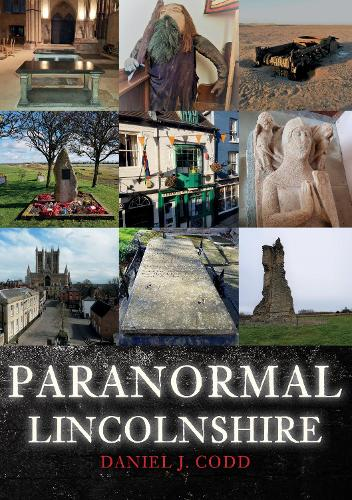 Paranormal Lincolnshire - Paranormal (Paperback)