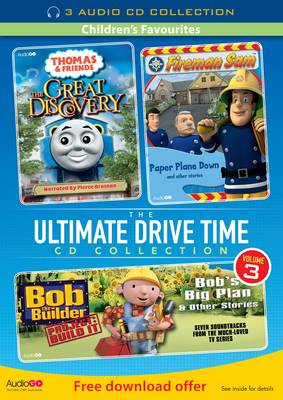 The Ultimate Drive Time Collection: v. 3: Children's Favourites (CD-Audio)