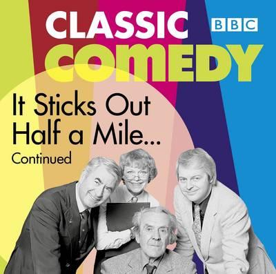 It Sticks Out Half A Mile: ...Continued (CD-Audio)