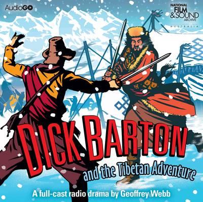 Dick Barton and the Tibetan Adventure (CD-Audio)