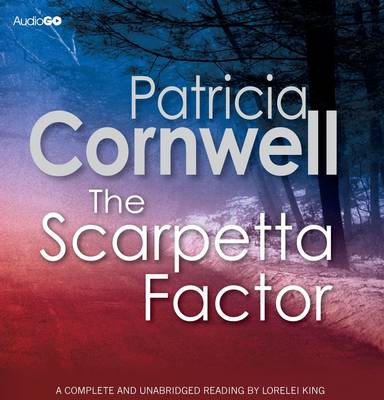 The Scarpetta Factor (CD-Audio)