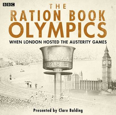 The Ration Book Olympics (CD-Audio)