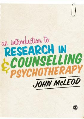 An Introduction to Research in Counselling and Psychotherapy (Paperback)
