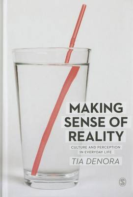 Making Sense of Reality: Culture and Perception in Everyday Life (Hardback)