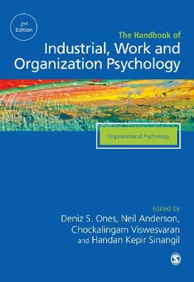 The SAGE Handbook of Industrial, Work & Organizational Psychology: V2: Organizational Psychology (Hardback)