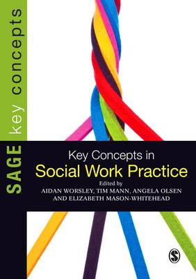Key Concepts in Social Work Practice - Sage Key Concepts Series (Paperback)