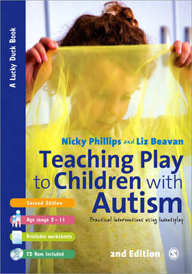 Teaching Play to Children with Autism: Practical Interventions using Identiplay - Lucky Duck Books (Paperback)