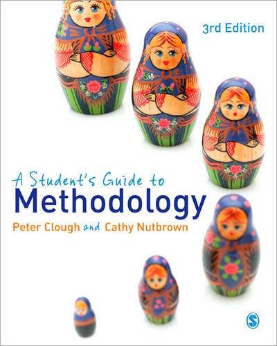 A Student's Guide to Methodology (Paperback)