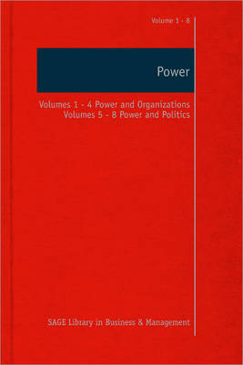 Power - Sage Library in Business and Management (Hardback)