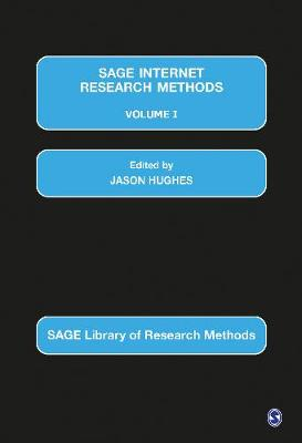 SAGE Internet Research Methods - SAGE Library of Research Methods (Hardback)