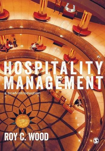 Hospitality Management: A Brief Introduction (Paperback)