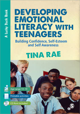 Developing Emotional Literacy with Teenagers: Building Confidence, Self-Esteem and Self Awareness - Lucky Duck Books (Paperback)