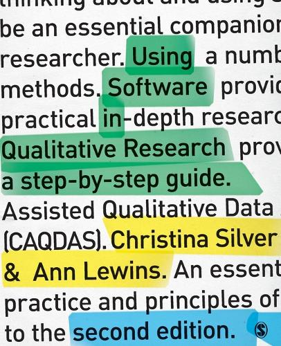 Using Software in Qualitative Research: A Step-by-Step Guide (Paperback)