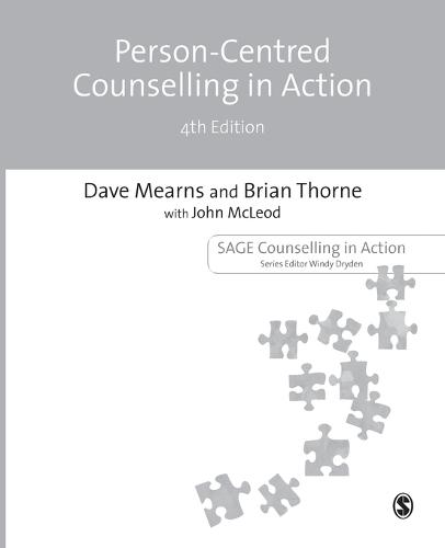 Person-Centred Counselling in Action - Counselling in Action Series (Paperback)