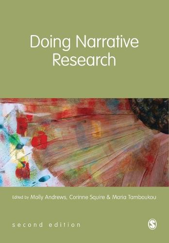 Doing Narrative Research (Paperback)
