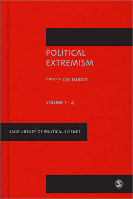 Political Extremism - Sage Library of Political Science (Hardback)