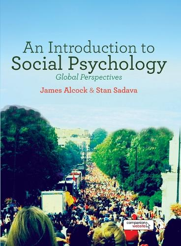 An Introduction to Social Psychology: Global Perspectives (Paperback)